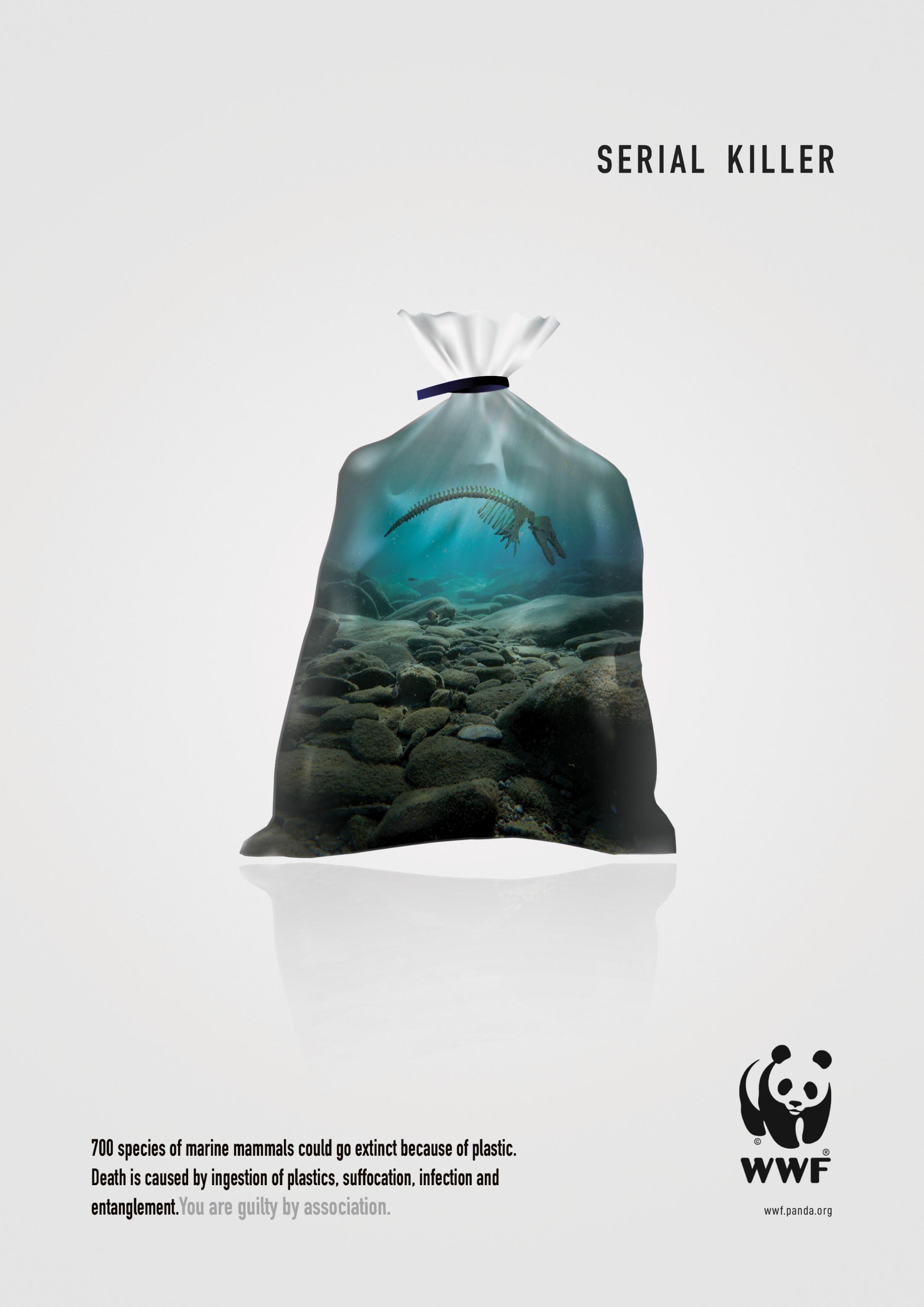 WWF: Serial Killer - Mammal