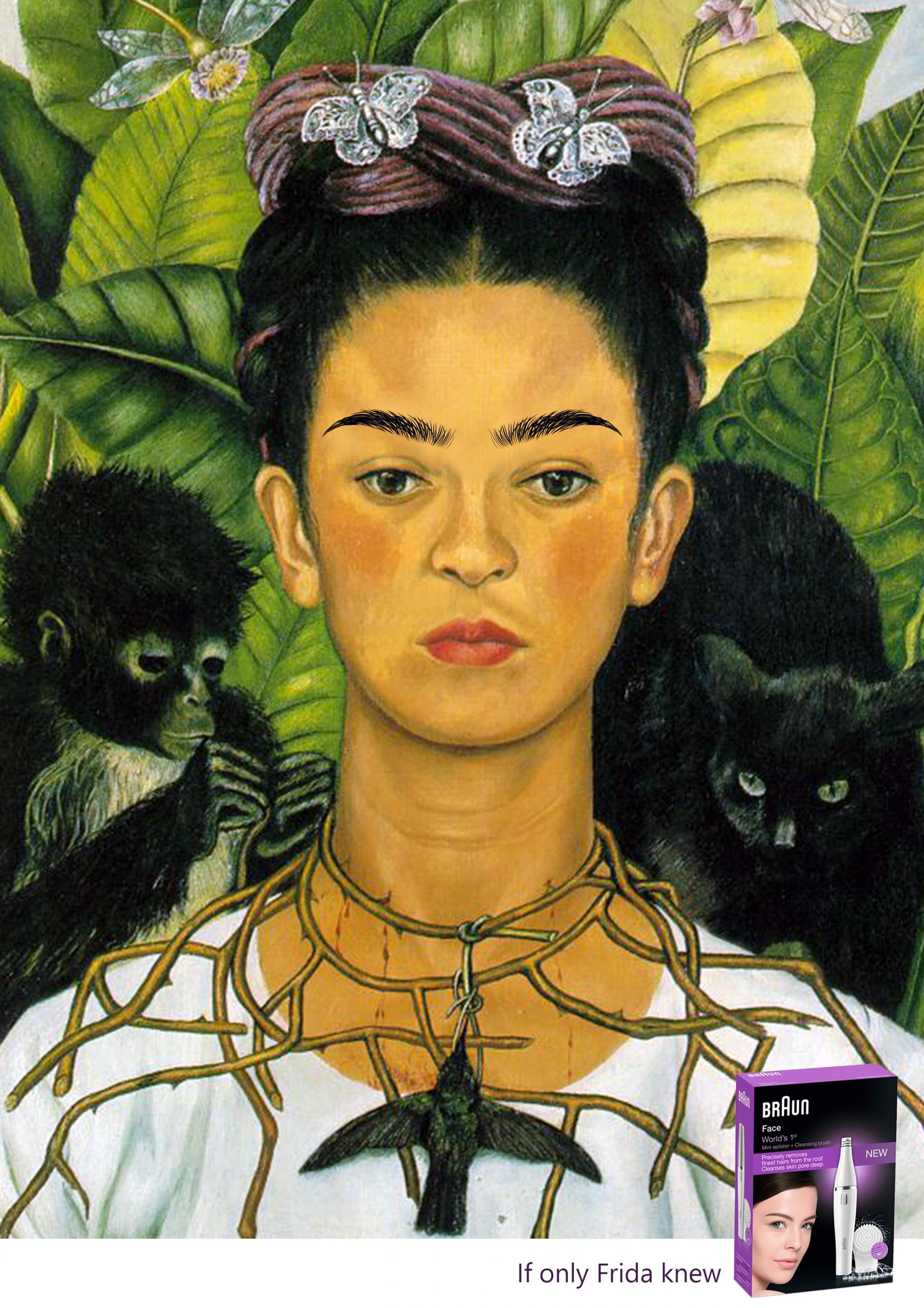 Braun Print Ad - Frida, 1