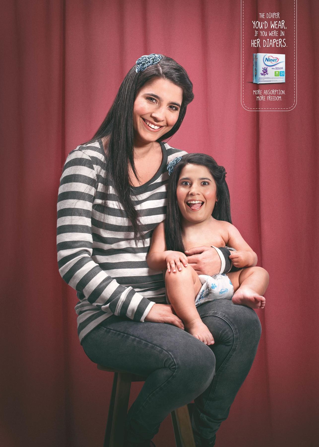 Ninet Print Ad -  Mom