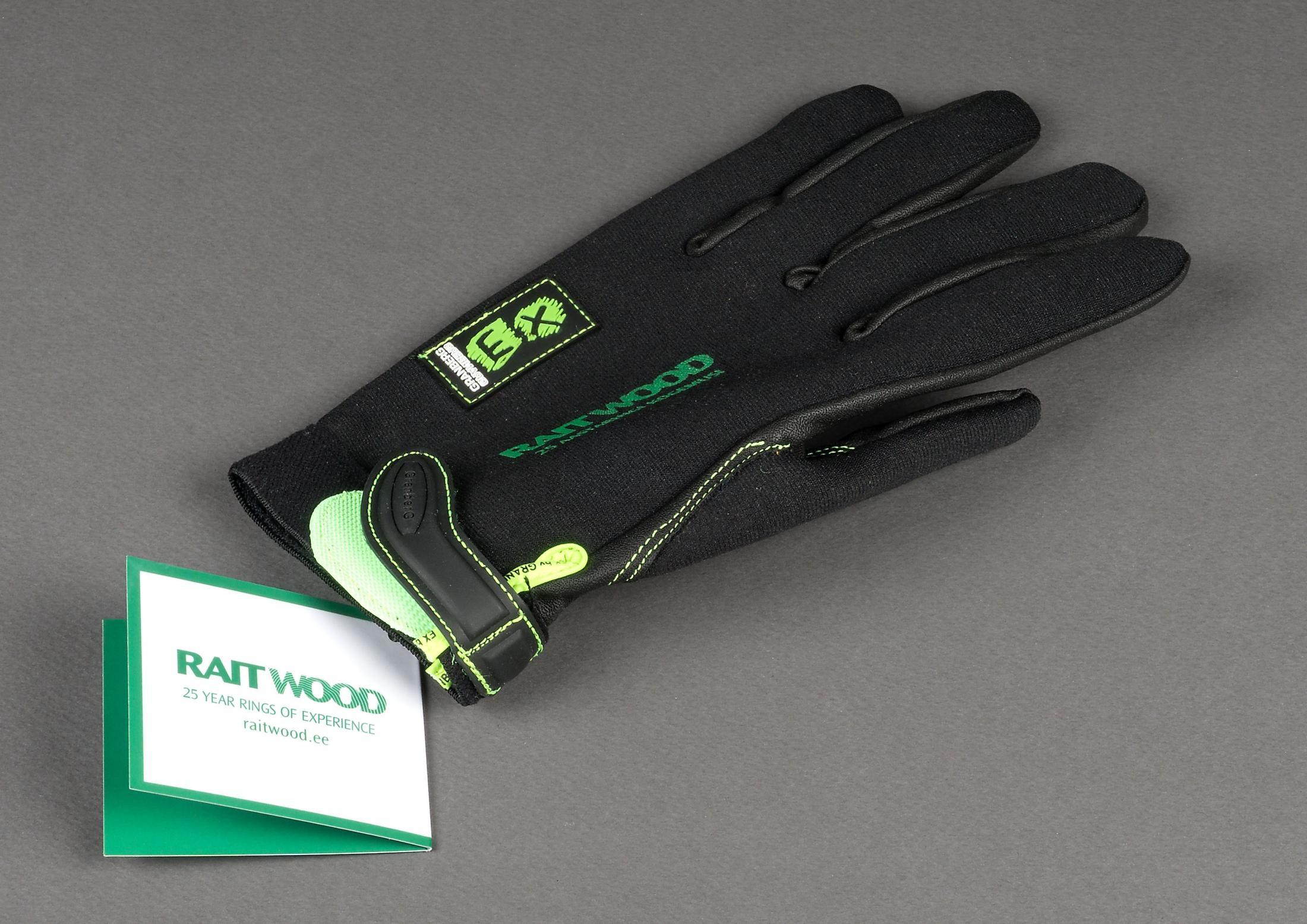 Raitwood Direct Ad - Glove
