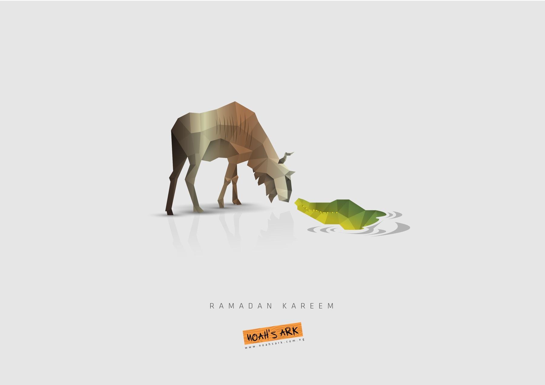 Noah's Ark Creative Print Ad -  Ramadan, 2