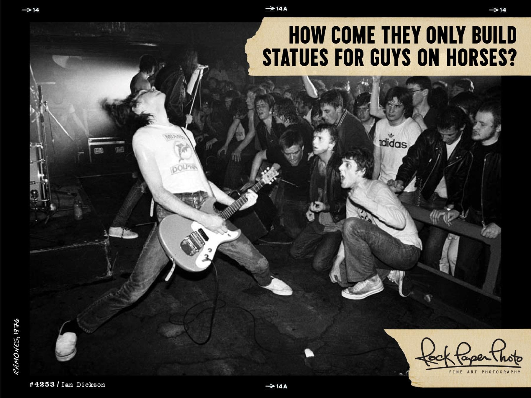 Live Nation Outdoor Ad -  Rock Paper Photo, 15