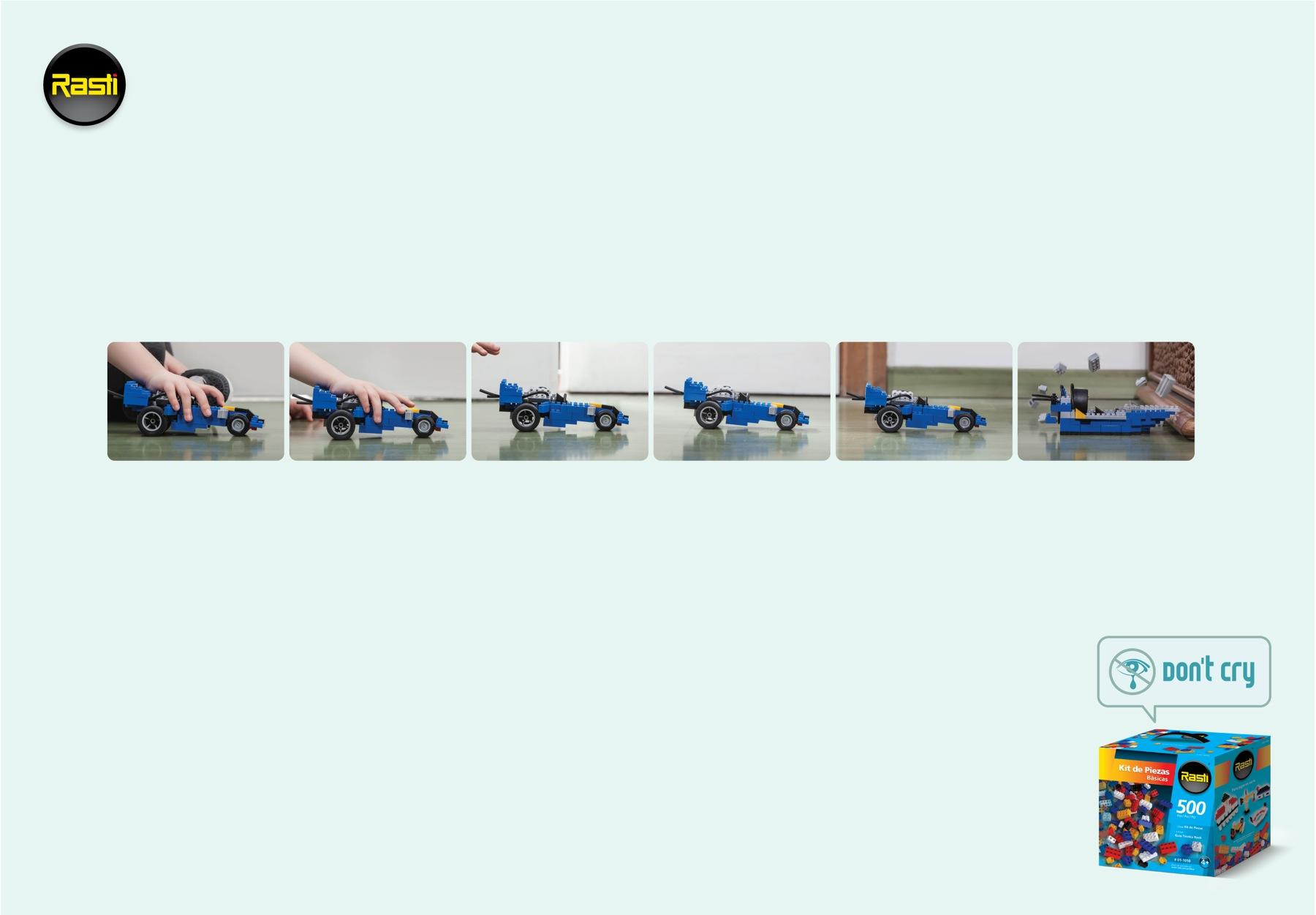 Rasti Print Ad -  Car