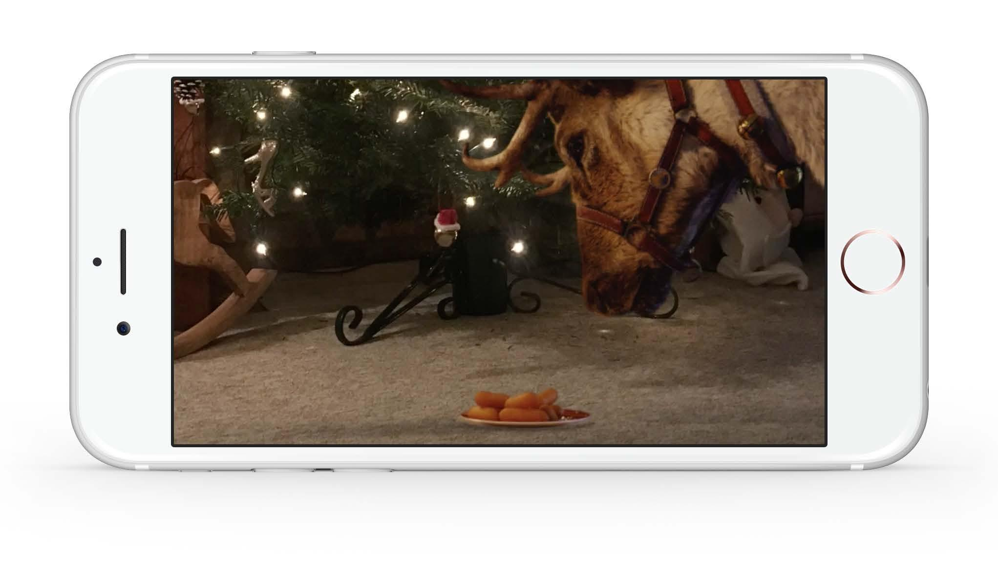 McDonald's Digital Ad - Reindeer Ready Live
