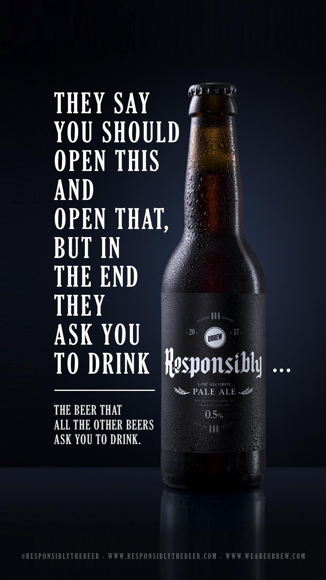 Craft Beer Advert