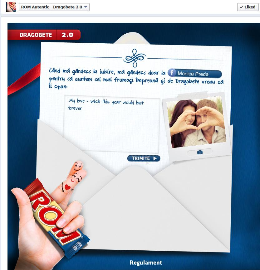 ROM Autentic Digital Ad -  Love
