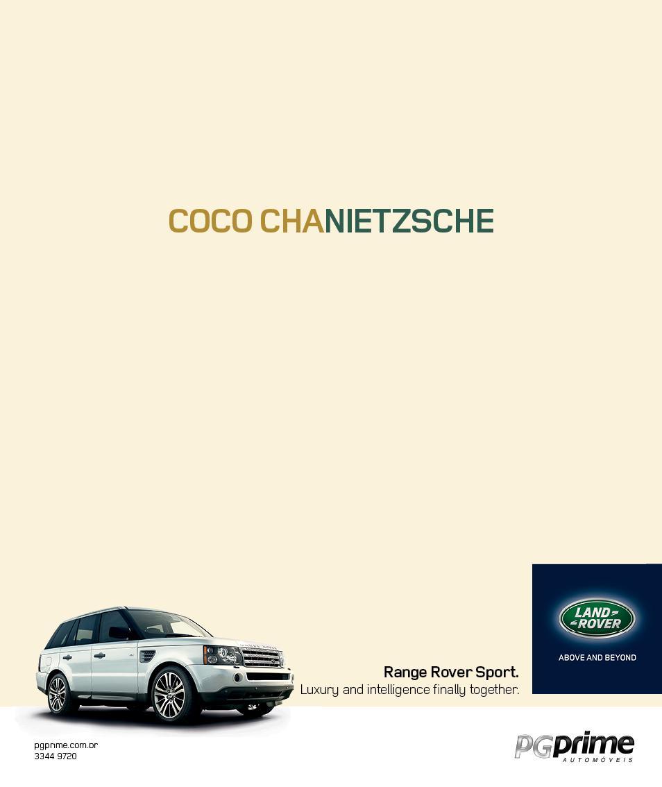 Land Rover Print Ad -  Coco