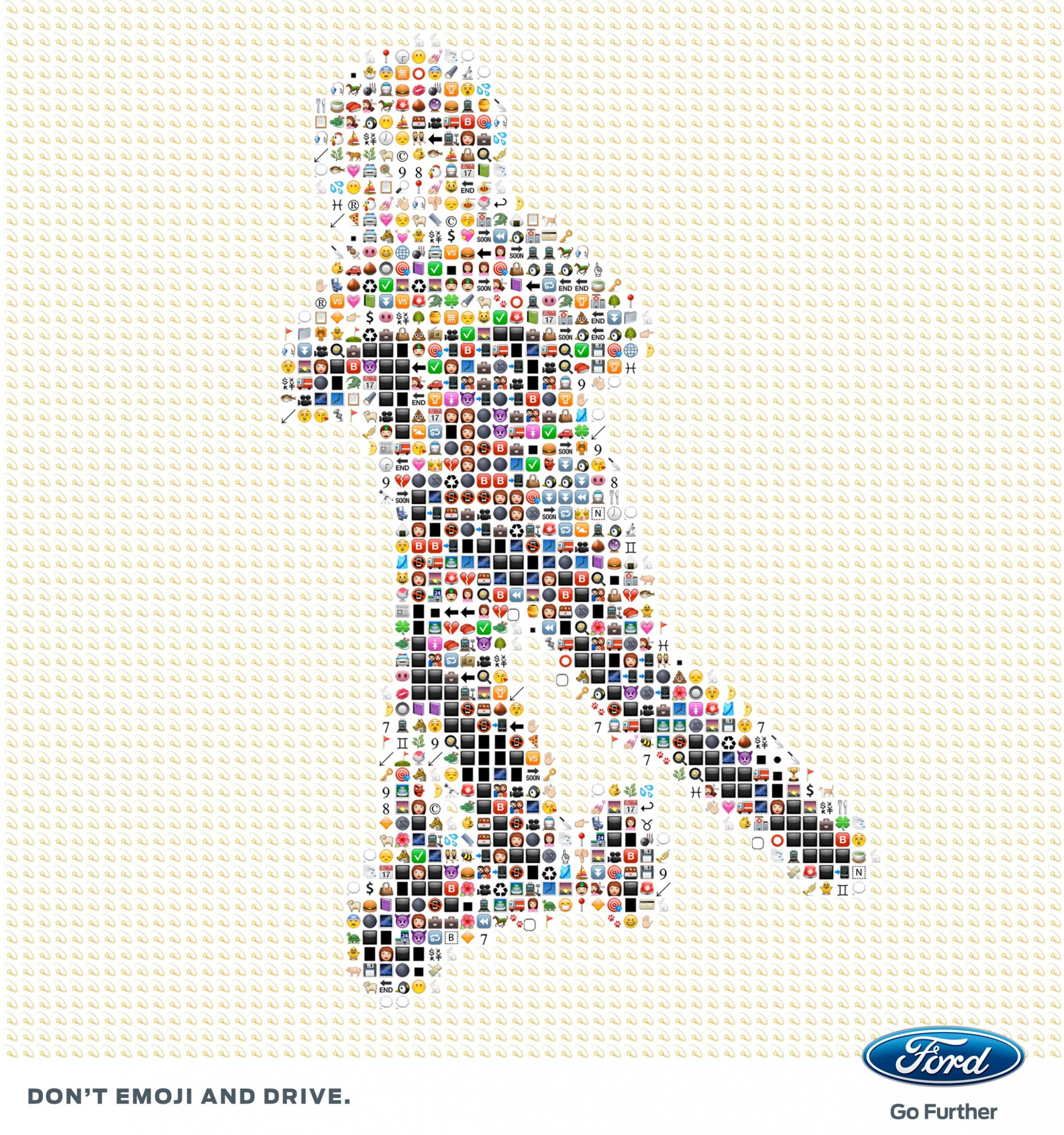 Ford Digital Ad -  #WorldEmojiDay, 3