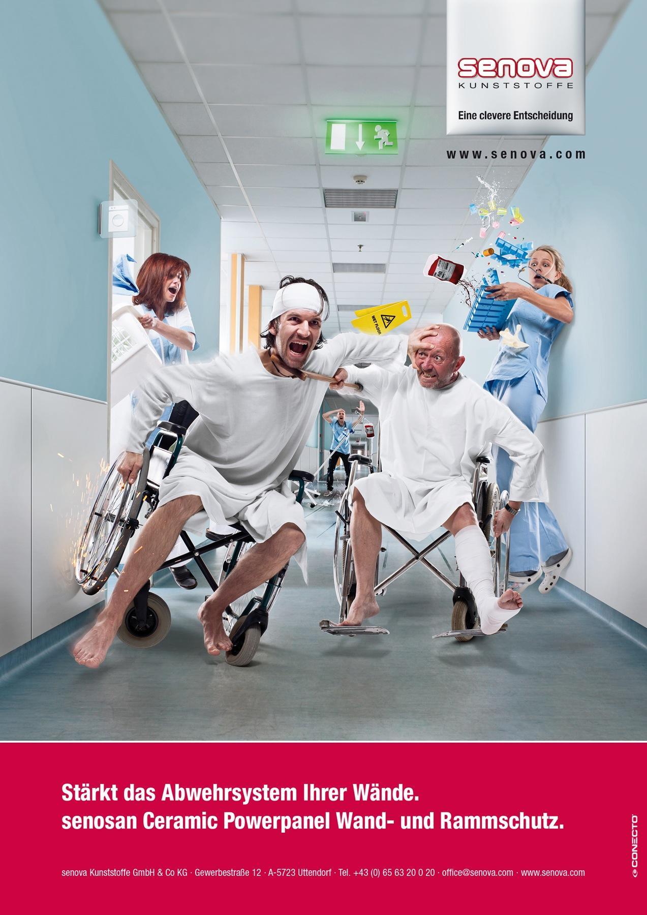 Senova Print Ad -  Protection