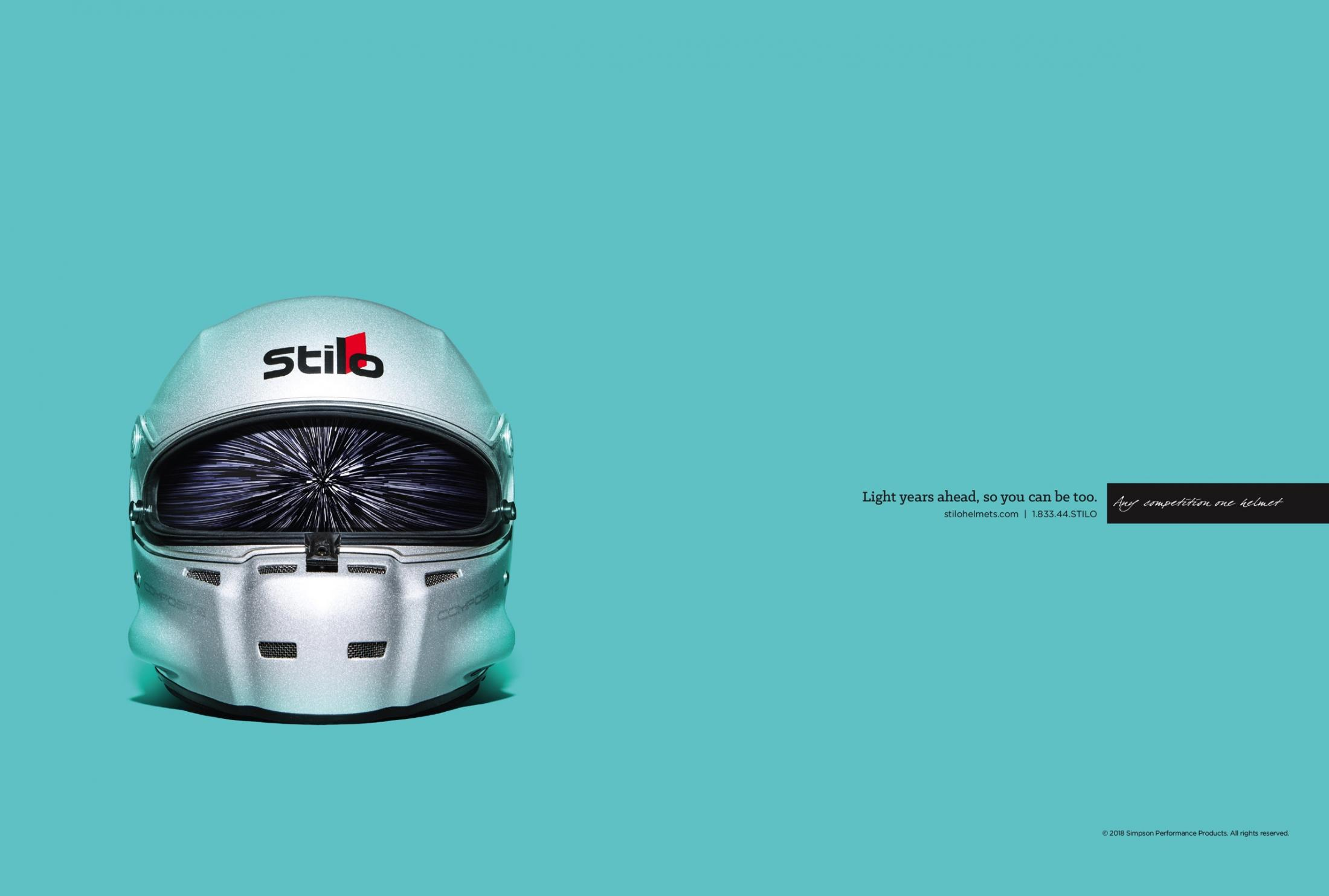 Stilo Print Advert By LGA: Lightyear   Ads of the World™