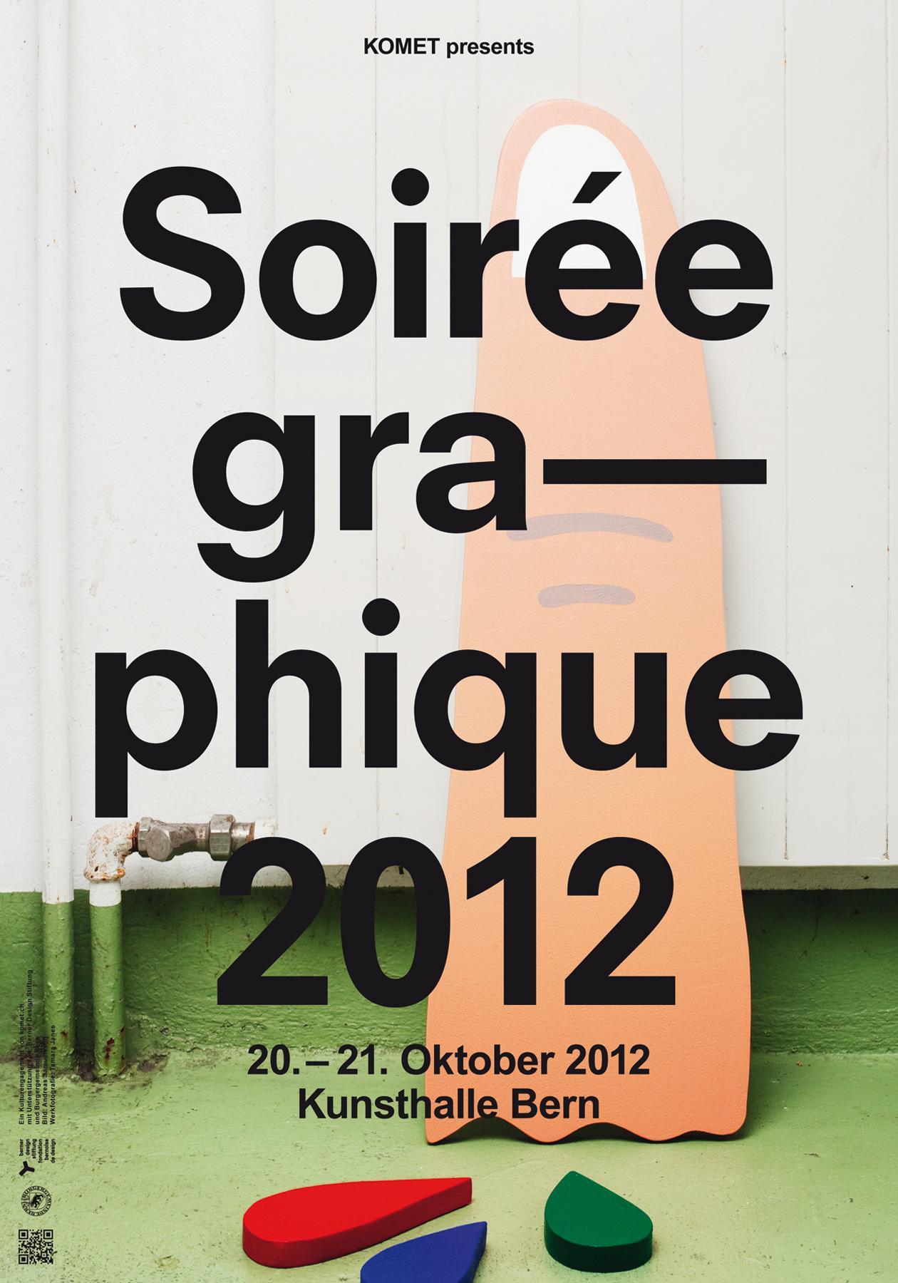 Soirée Graphique Outdoor Ad -  Poster, 3