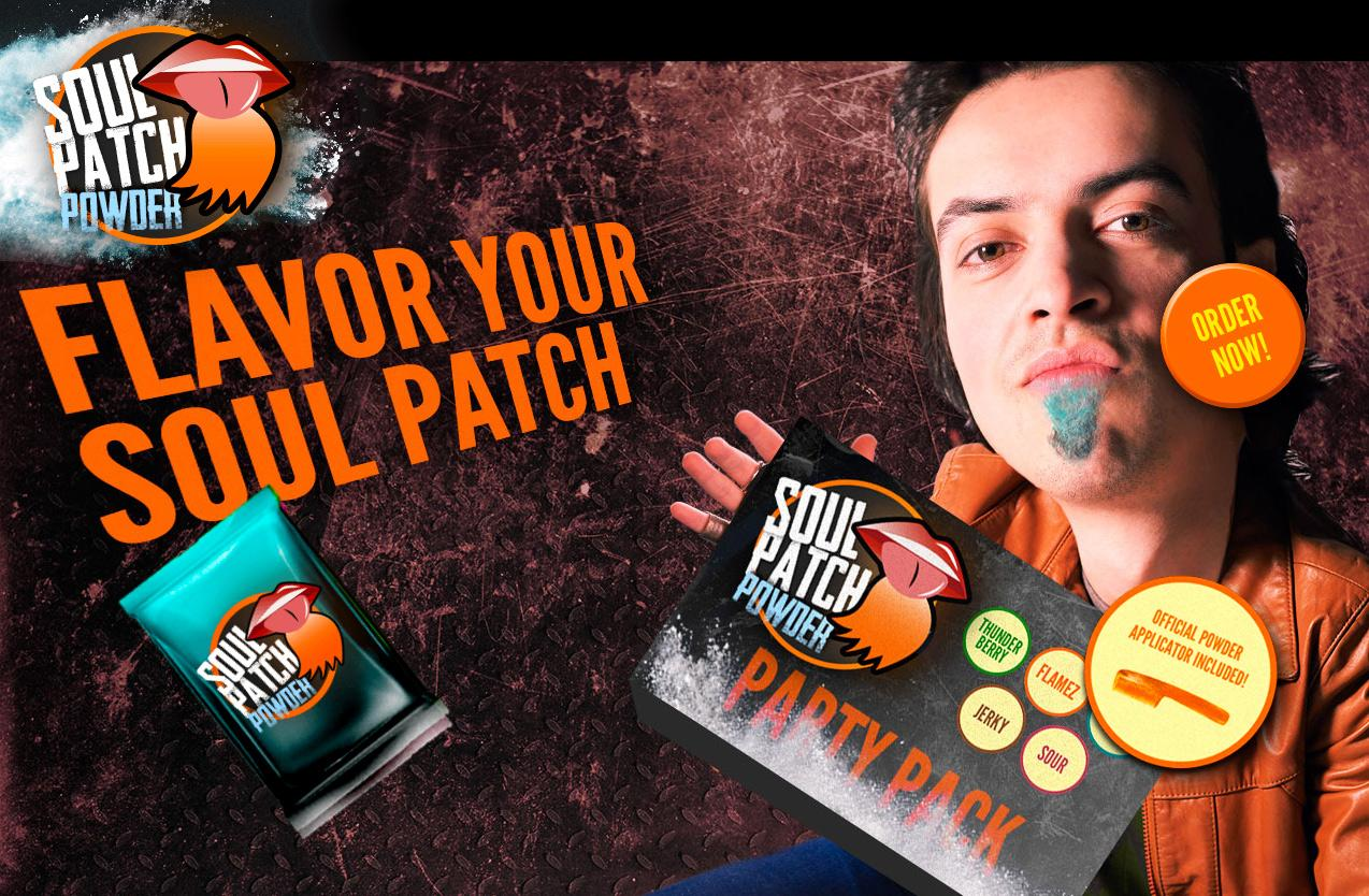 Old Spice Digital Ad -  Flavor Patch