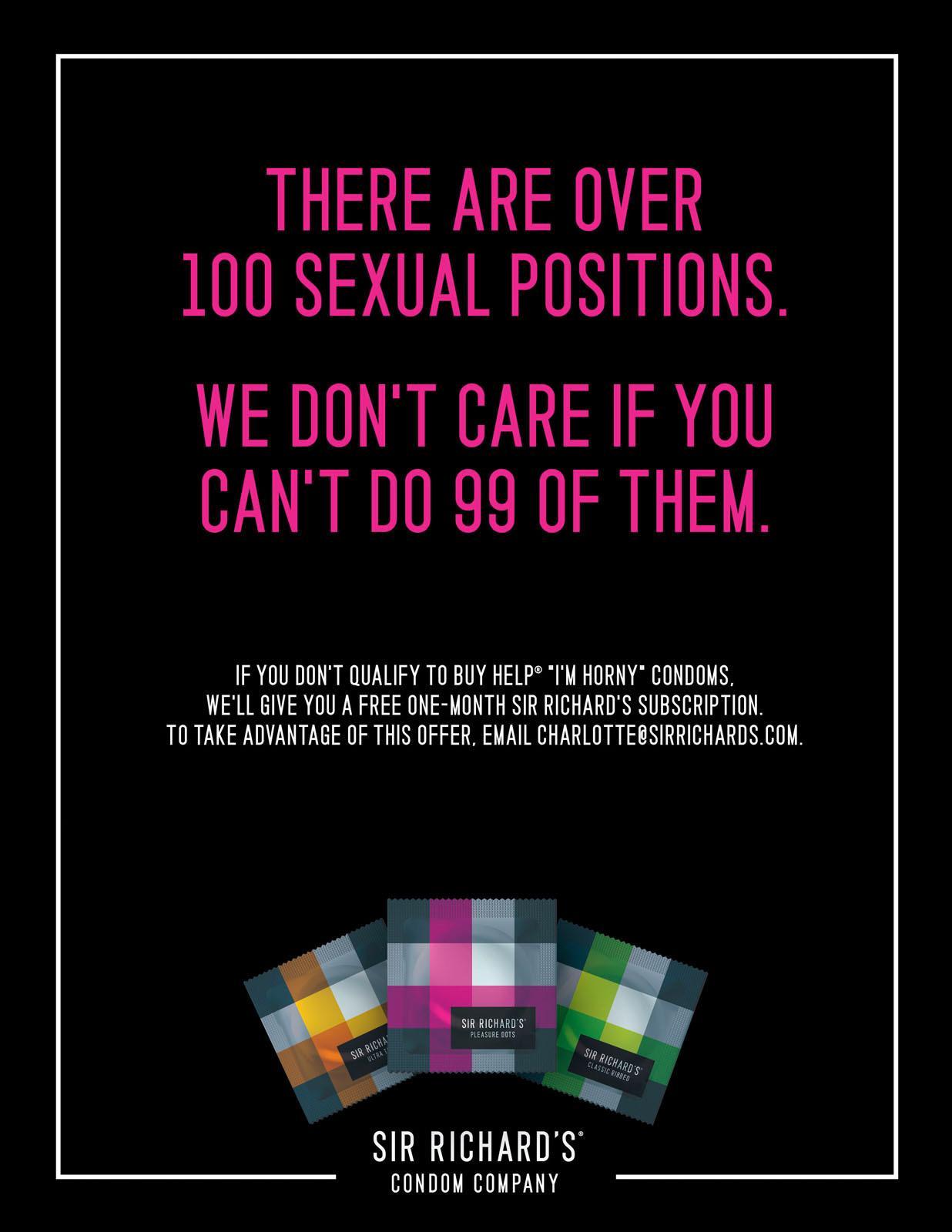Sir Richard's Condoms Digital Ad -  Ninety Nine