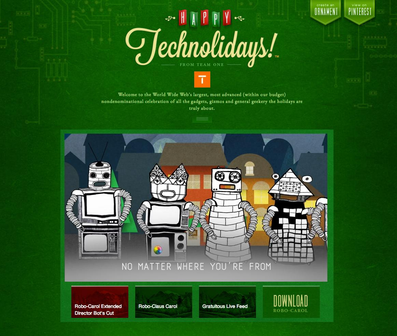Happy #Technolidays