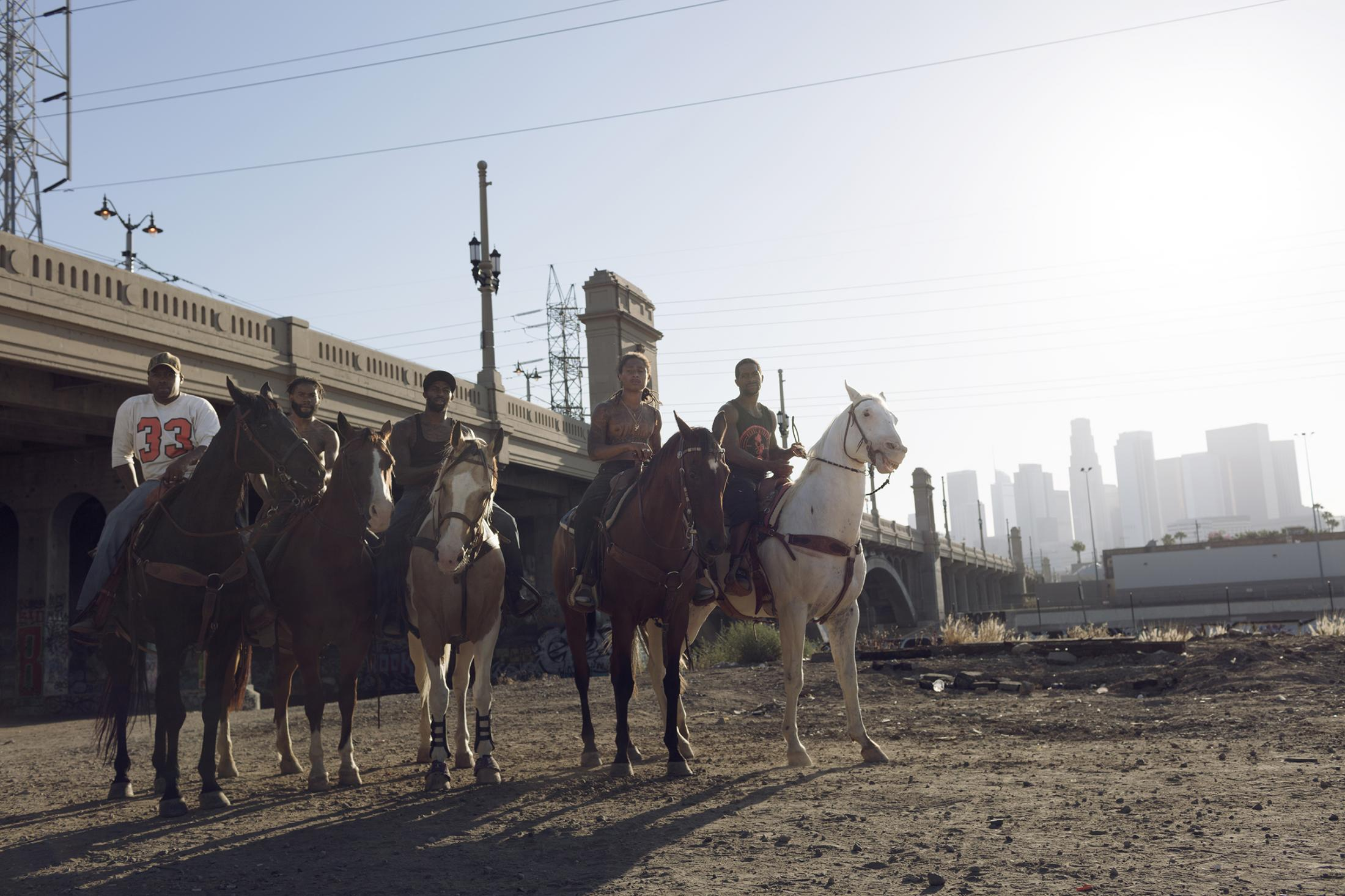 Guinness Content Ad - The Compton Cowboys'