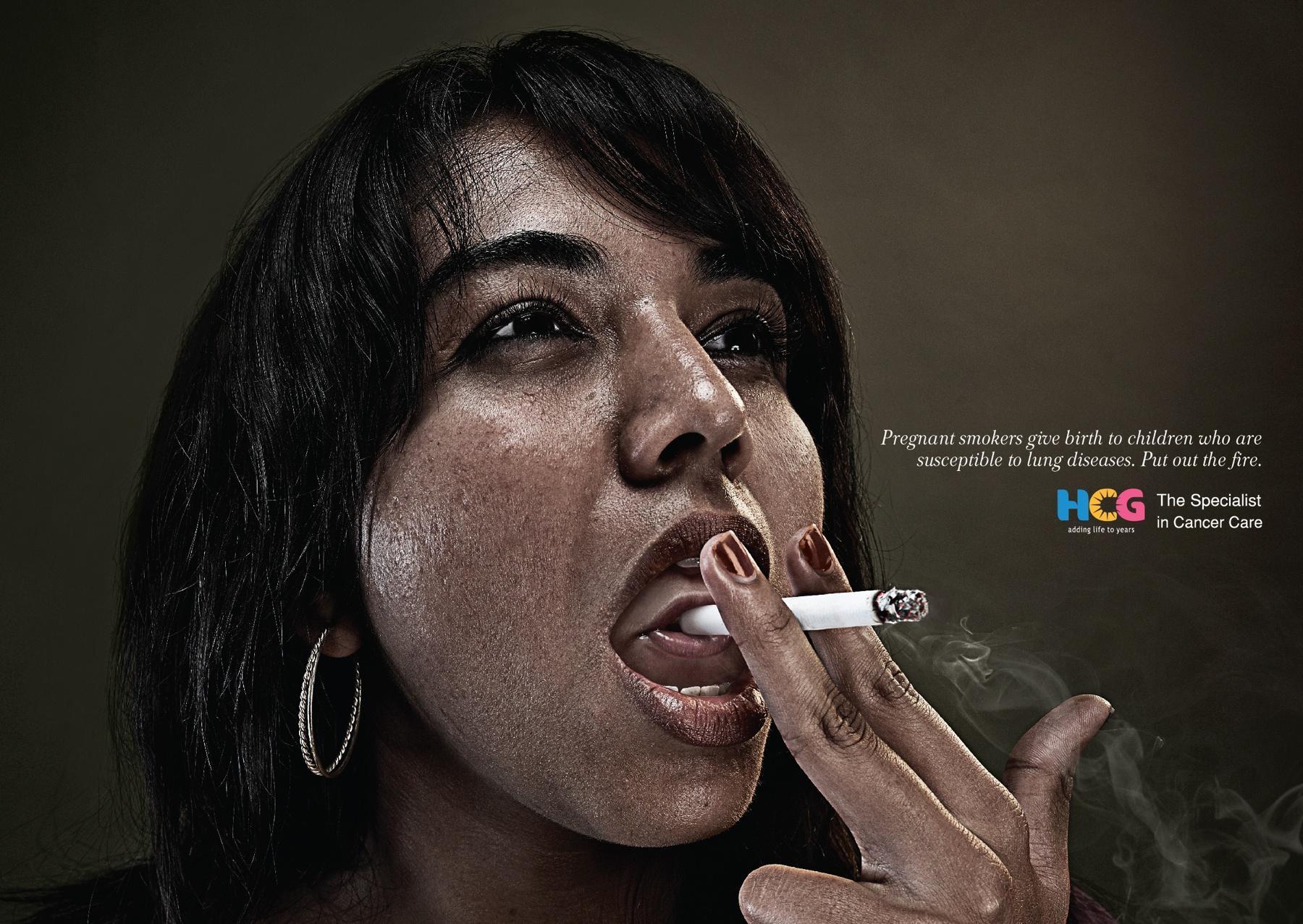 HCG Print Ad -  Thinking Mom