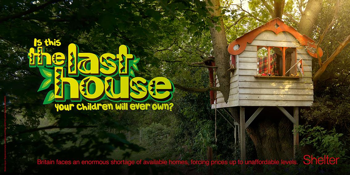Shelter Outdoor Ad -  Tree House