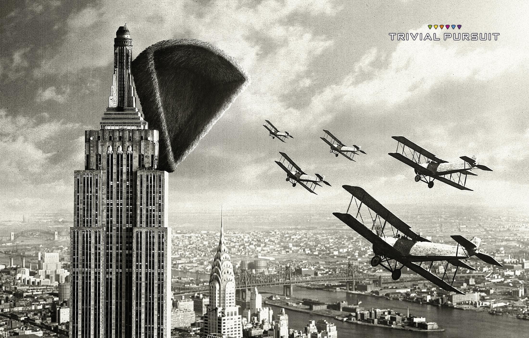 Hasbro Print Ad -  King Kong