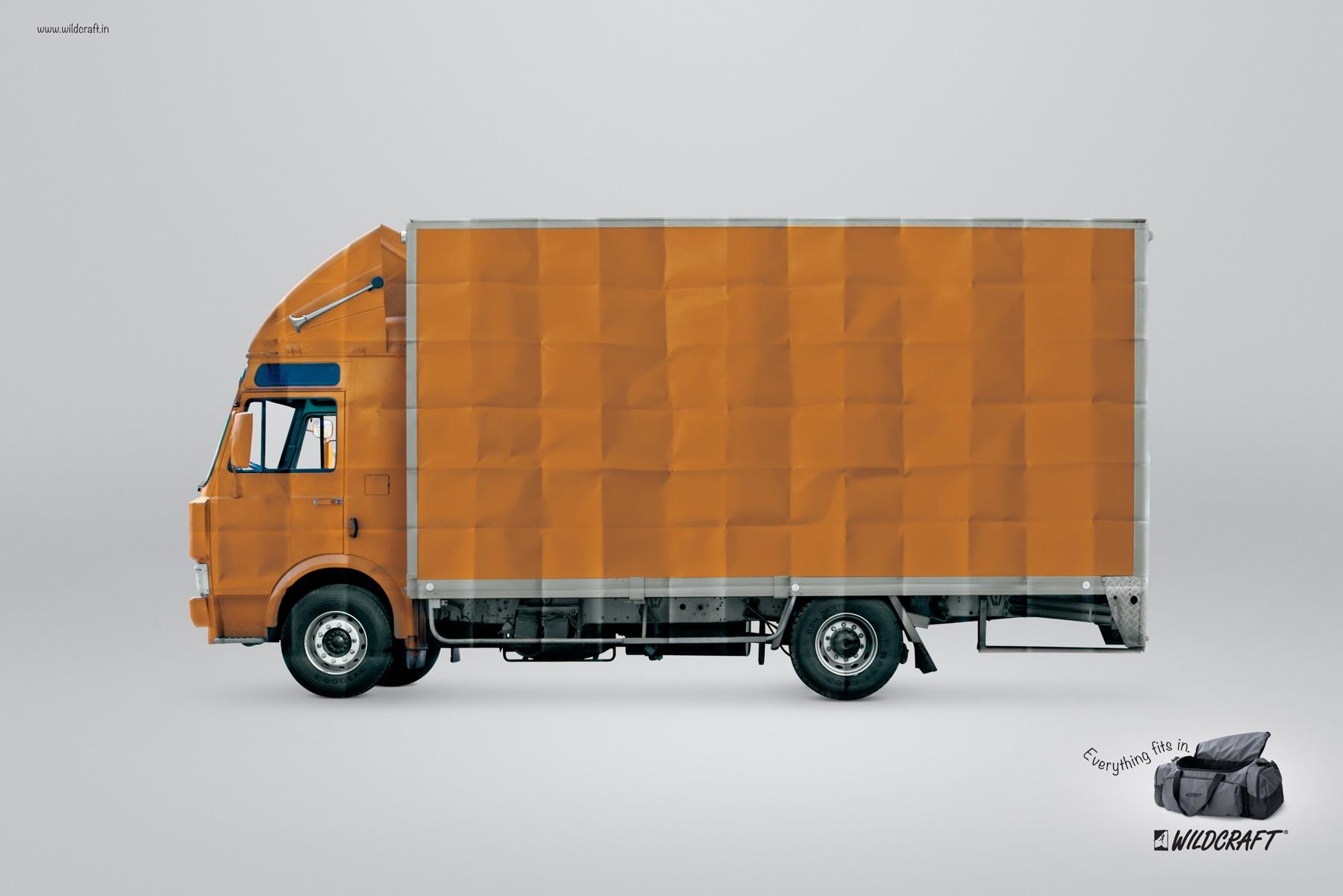 Wildcraft Print Ad -  Truck