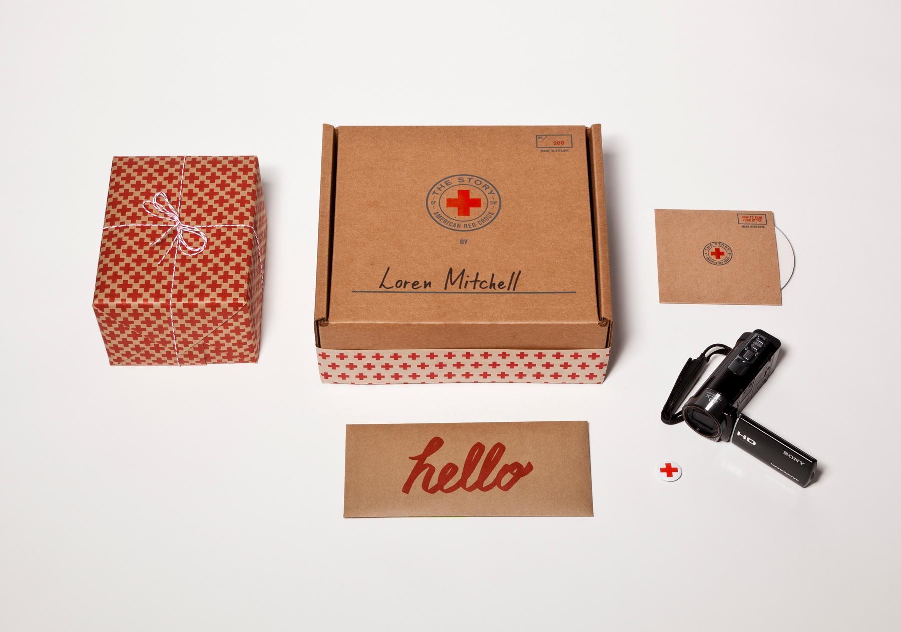Red Cross Digital Ad -  Storytellers