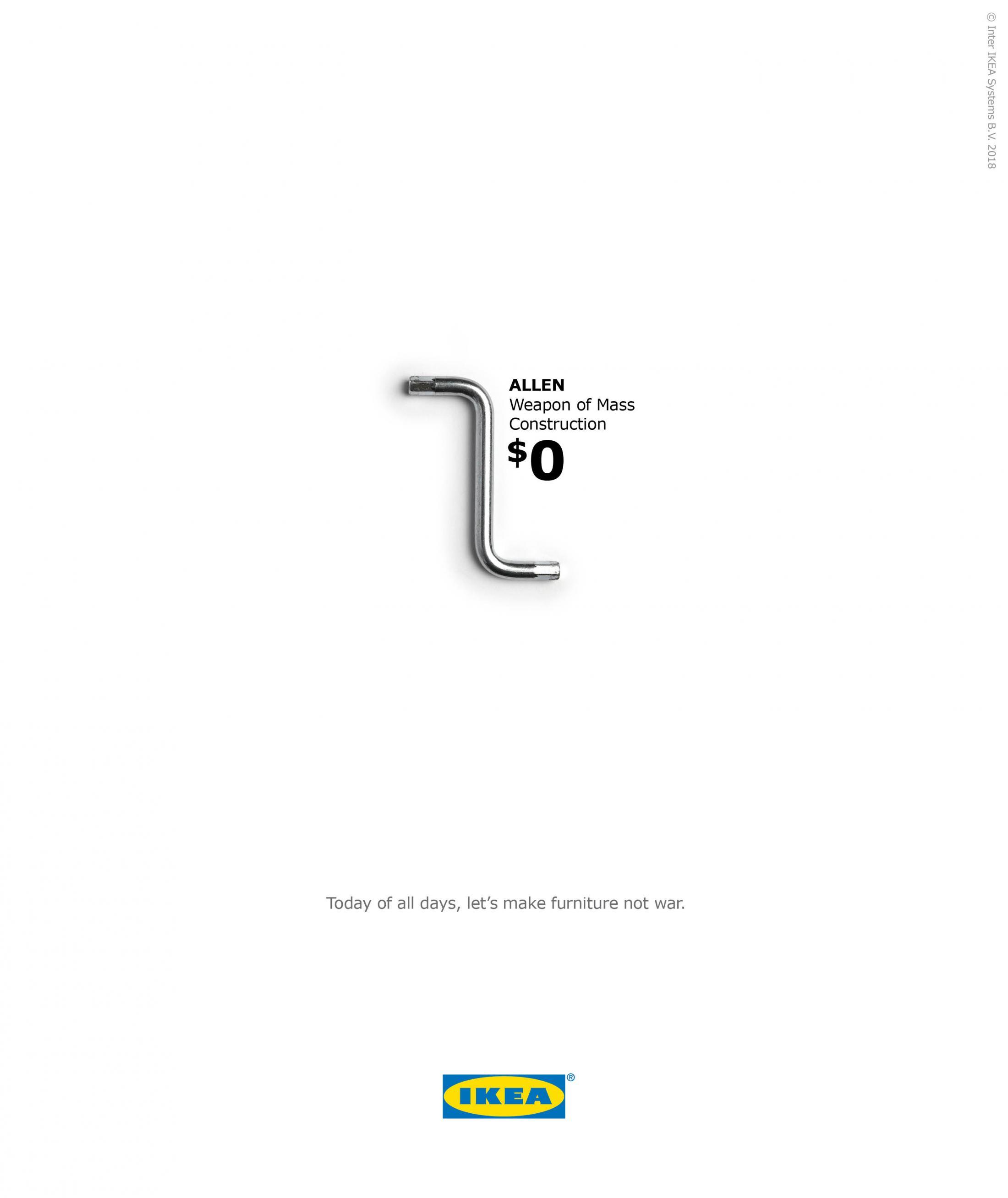 IKEA: Allen Key