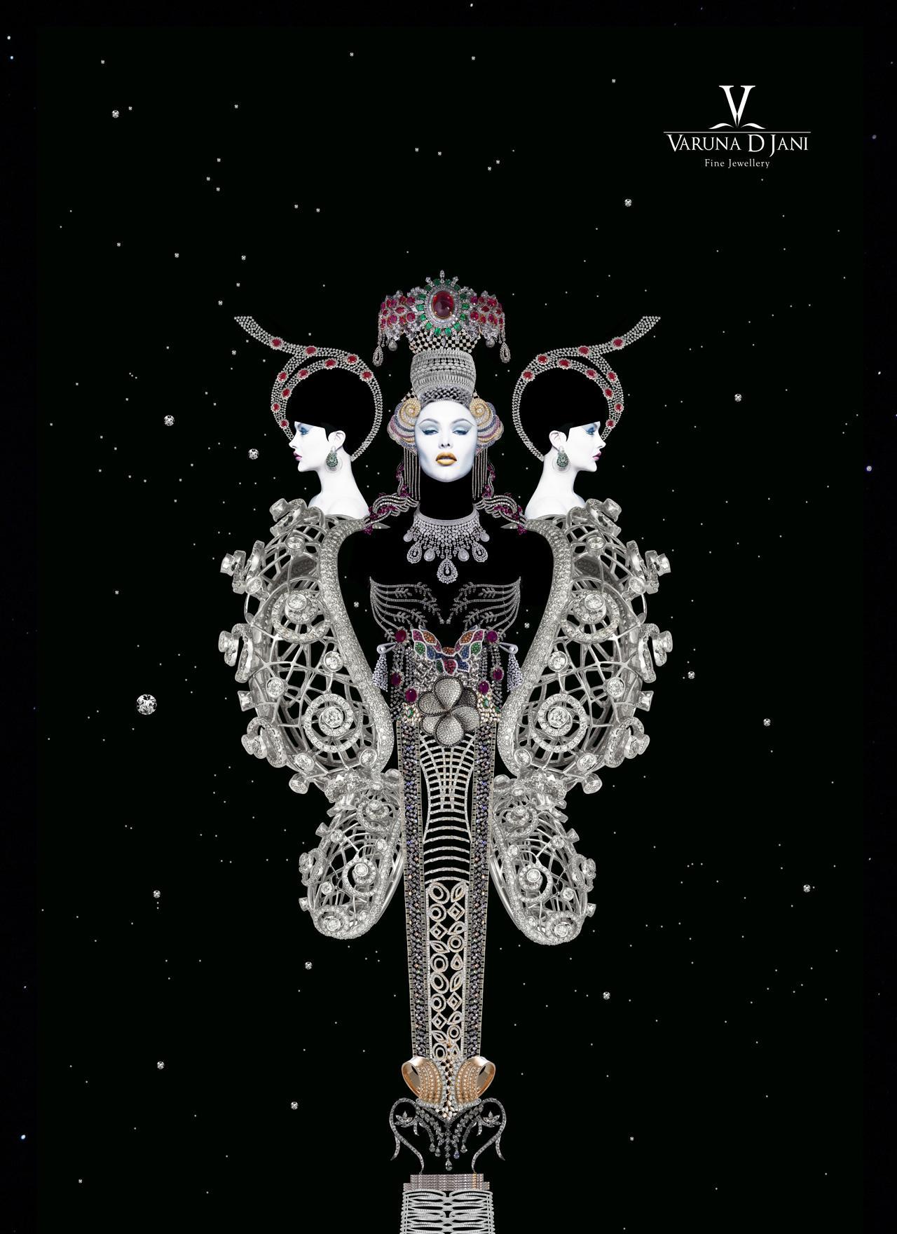 Varuna D Jani Outdoor Ad -  Sacred Feminine, 6