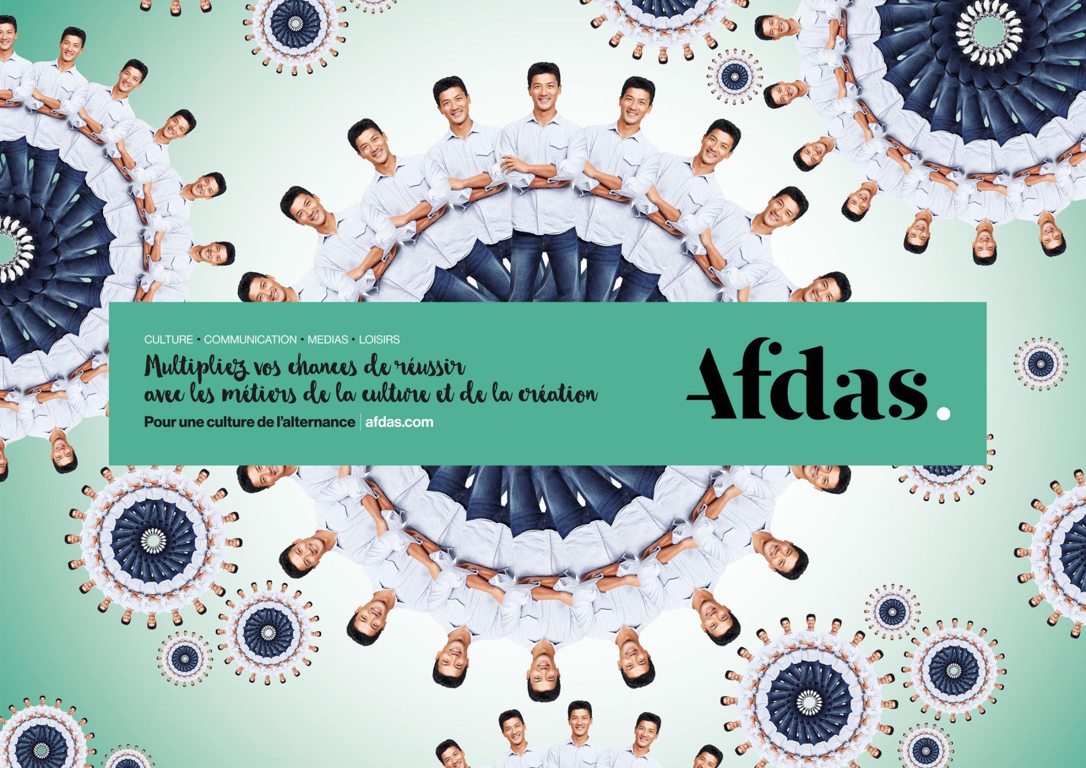 Afdas Print Ad - Multiply, 3