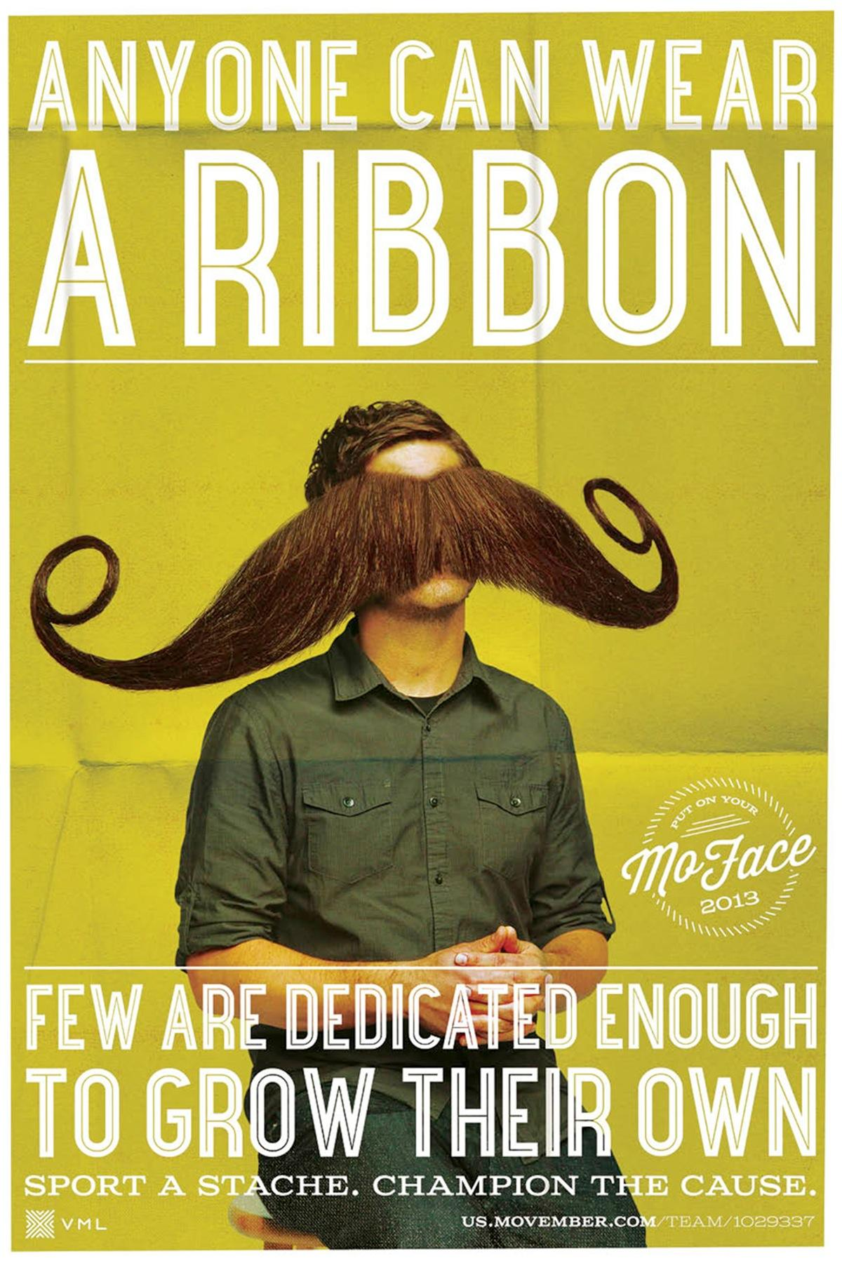 VML Outdoor Ad -  Ribbon
