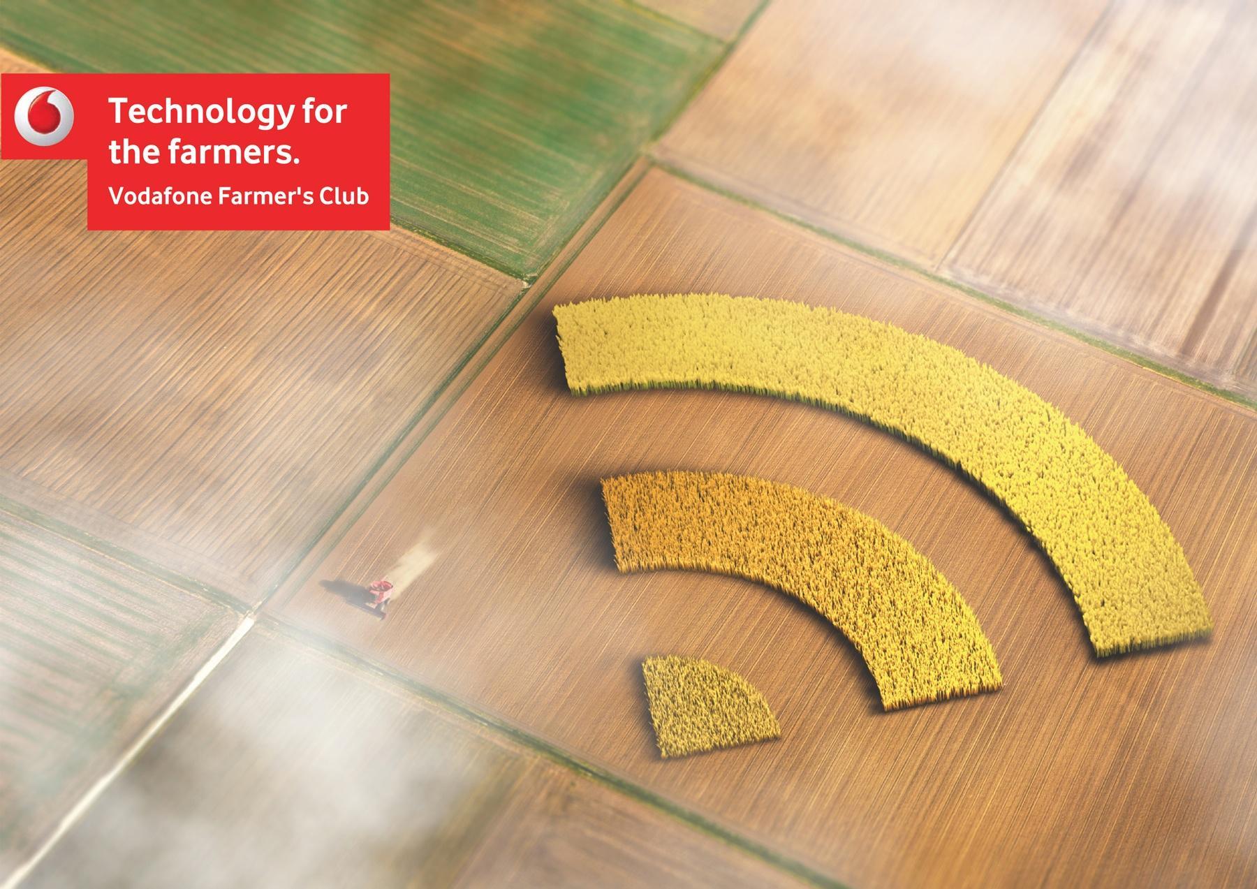 Vodafone Print Ad -  WiFi