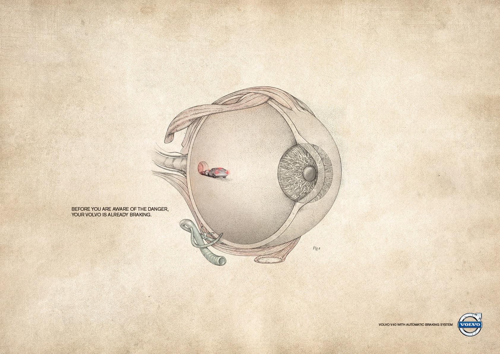 Volvo Print Ad -  Car