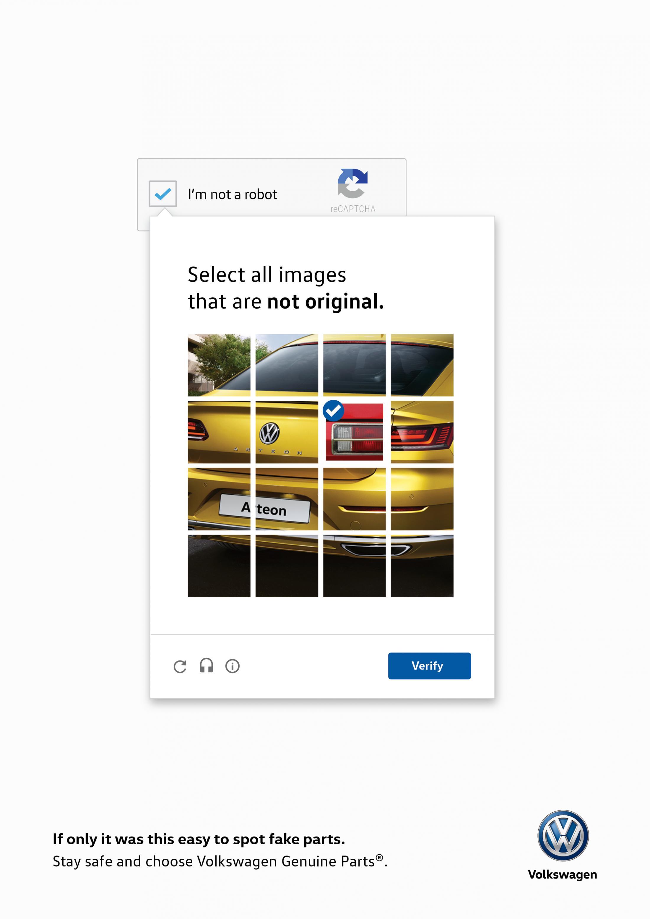 Volkswagen Print Ad - Arteon