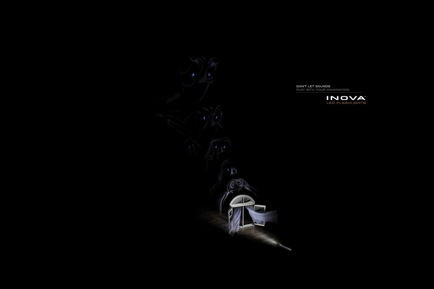 Inova Print Ad -  Window