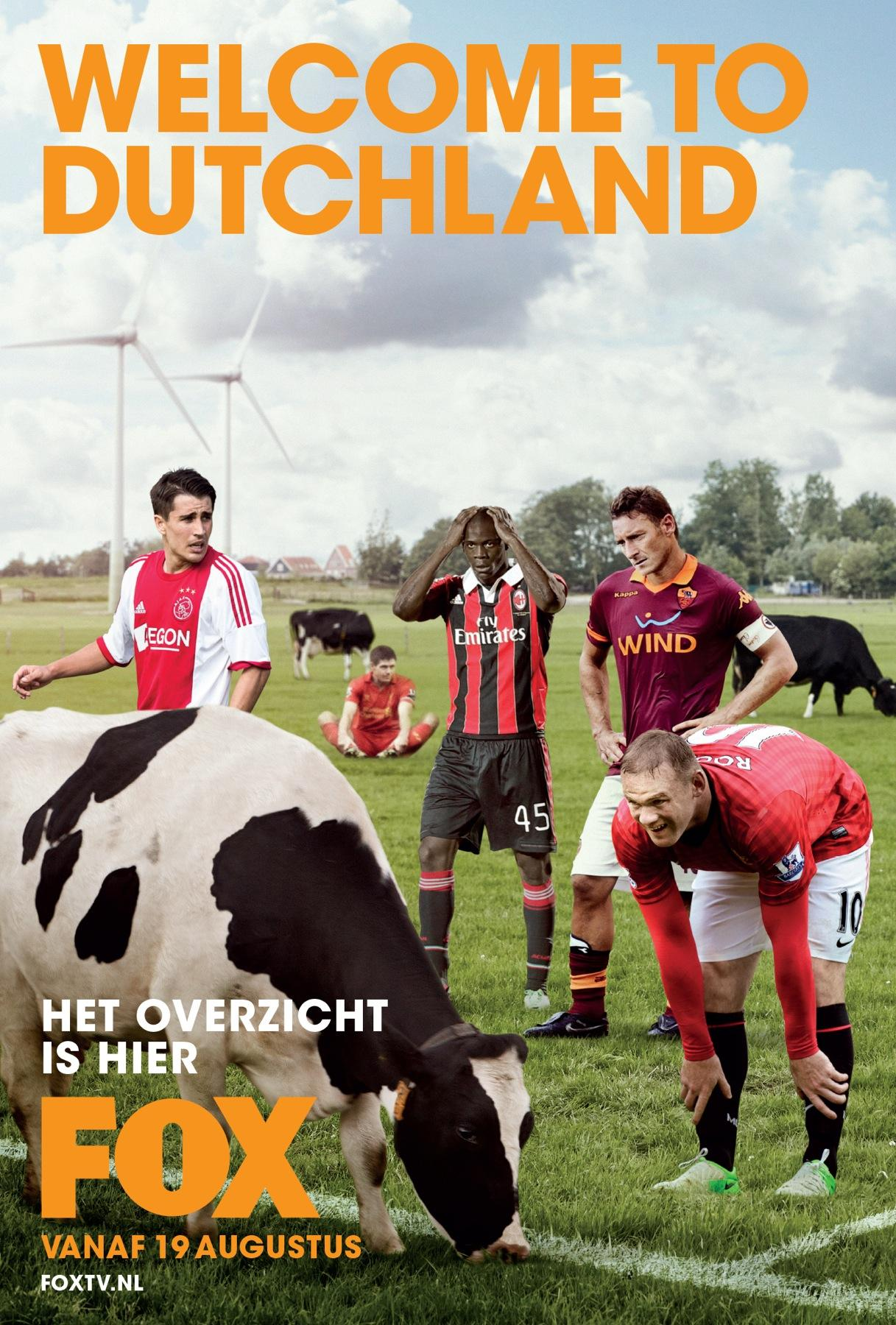 Fox Print Ad -  Welcome to Dutchland, 3