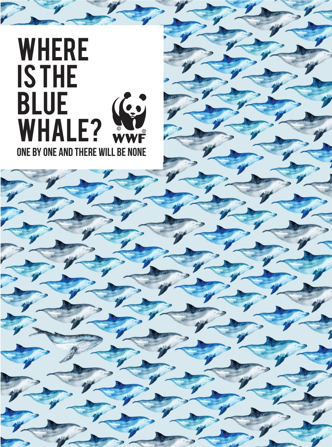 WWF Print Ad - One by One There Will be None, 3