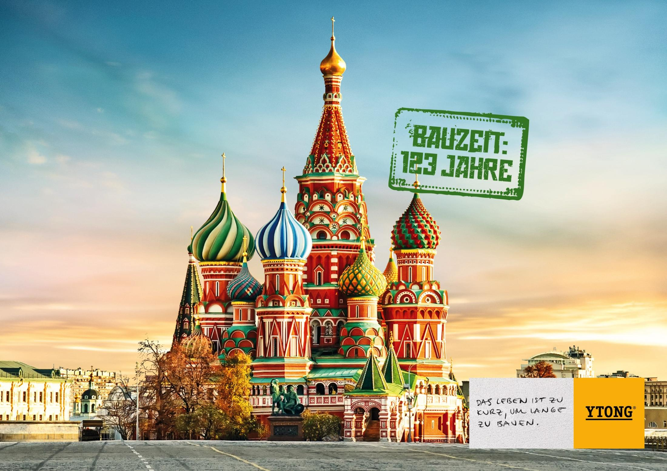 Xella Print Ad - Building Times – Kremlin