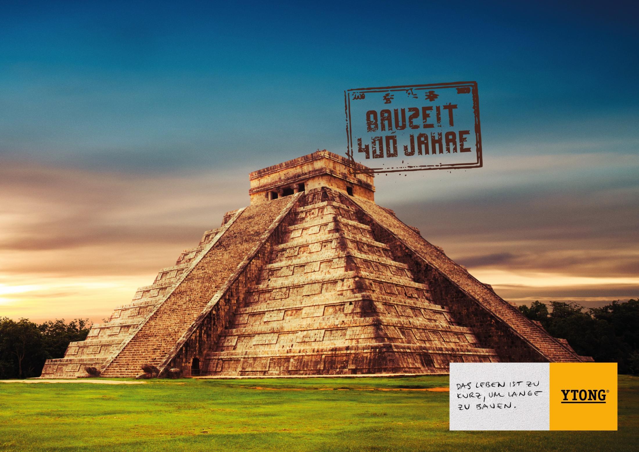 Xella Print Ad - Building Times – Pyramid