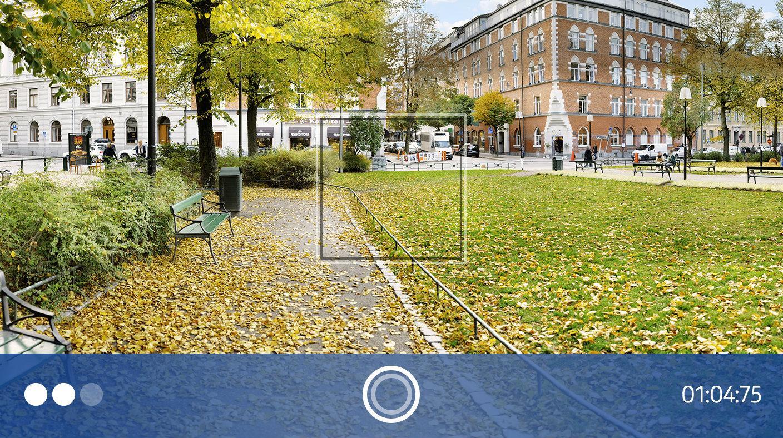 Nokia Digital Ad -  1020 zoom game