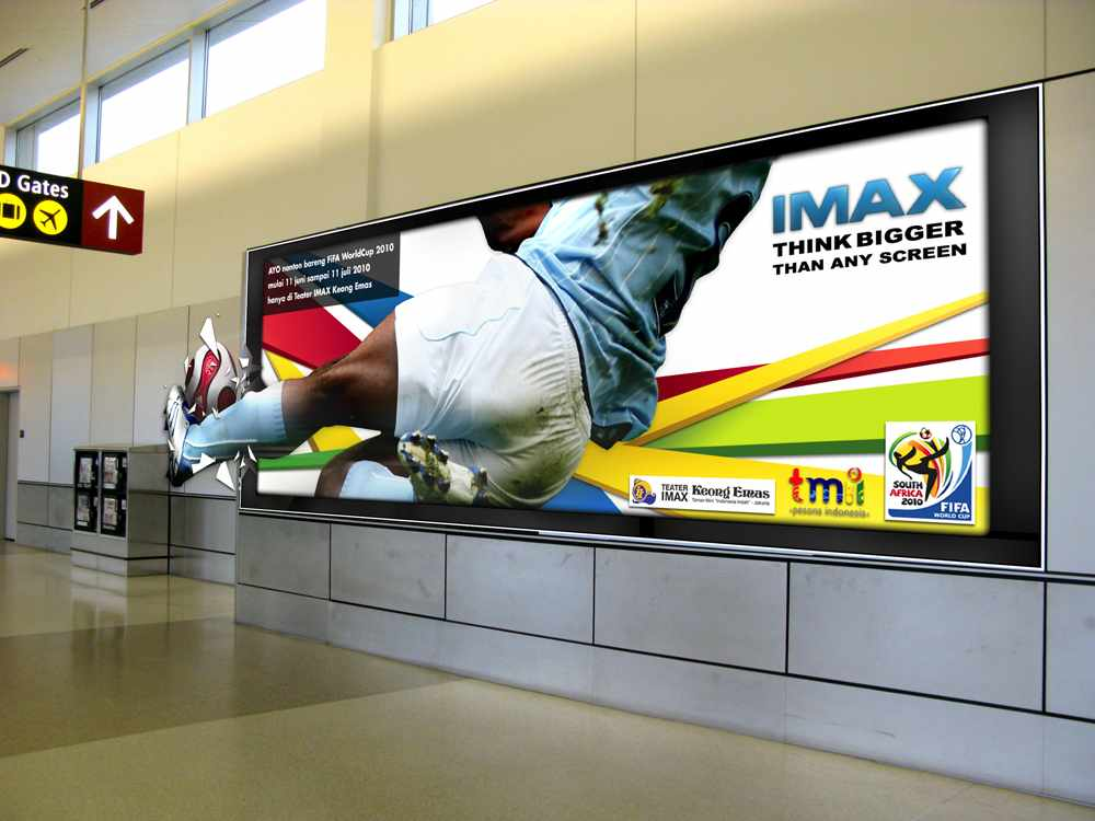 Fifa world cup on IMAX