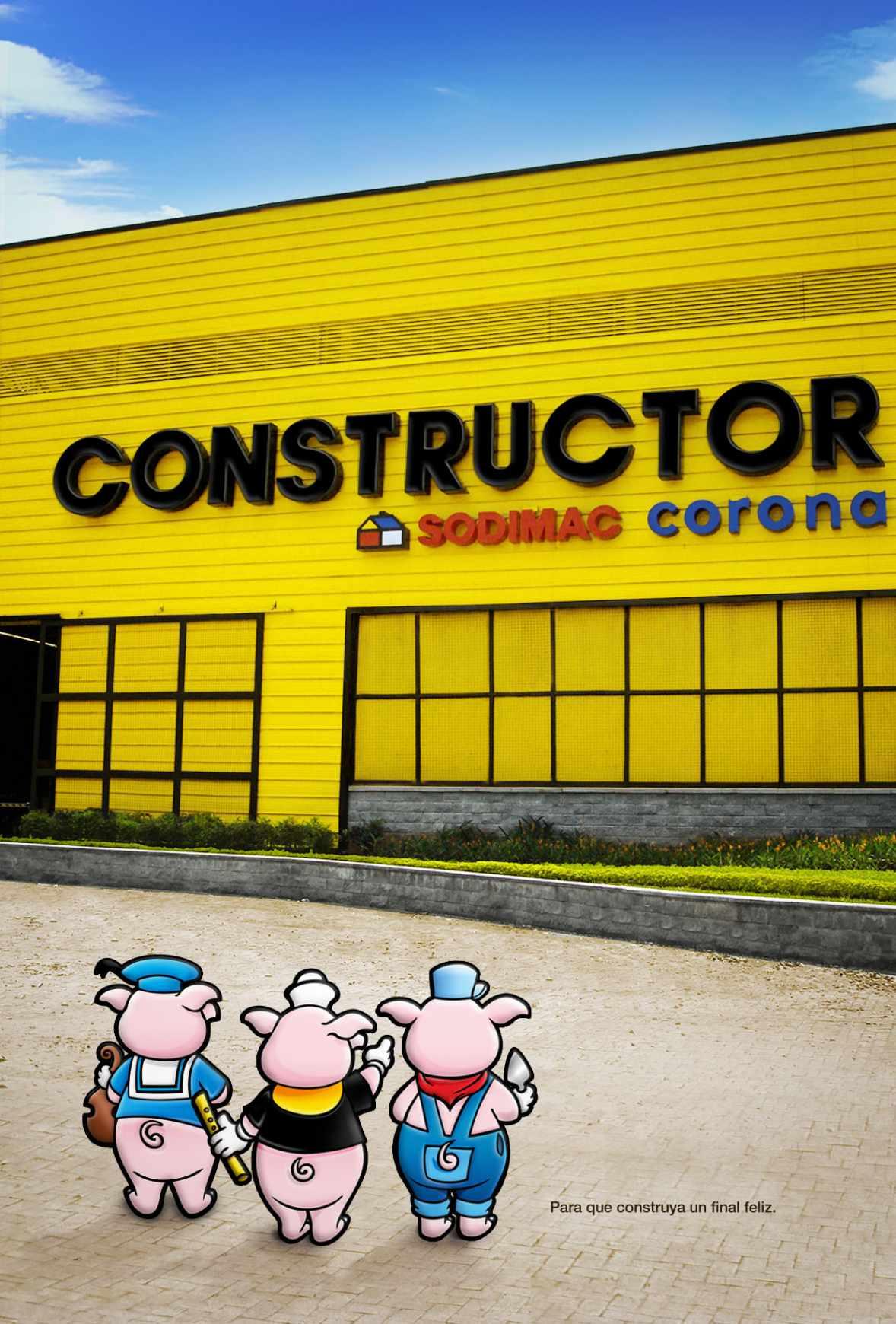 Constructor Sodimac Corona. Opiniones...