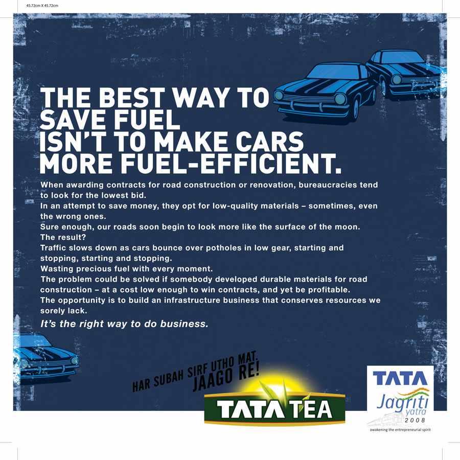 Tata Tea - Tata Jagriti Yatra