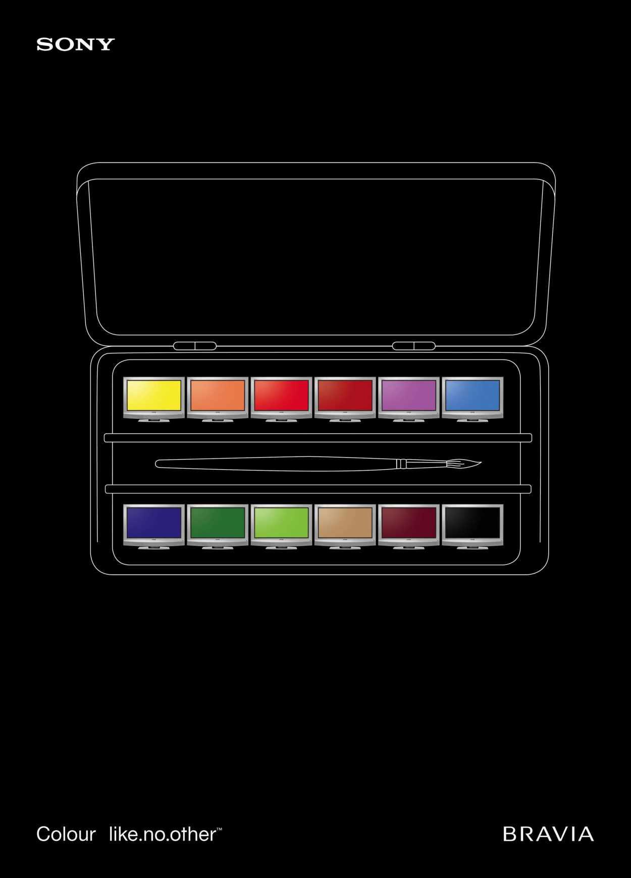 Sony Paintbox
