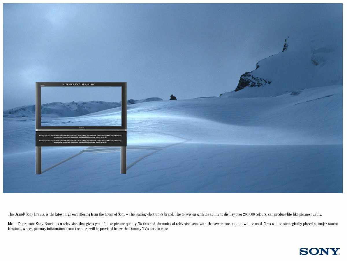 Sony (Bravia) - Ambient