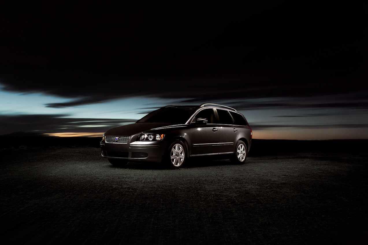 Automotive/Landscape photography