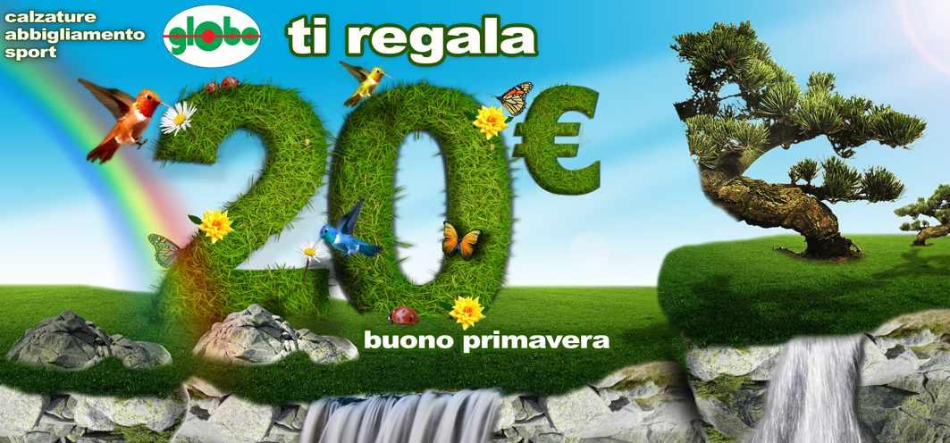 Buono Primavera 20 Euro