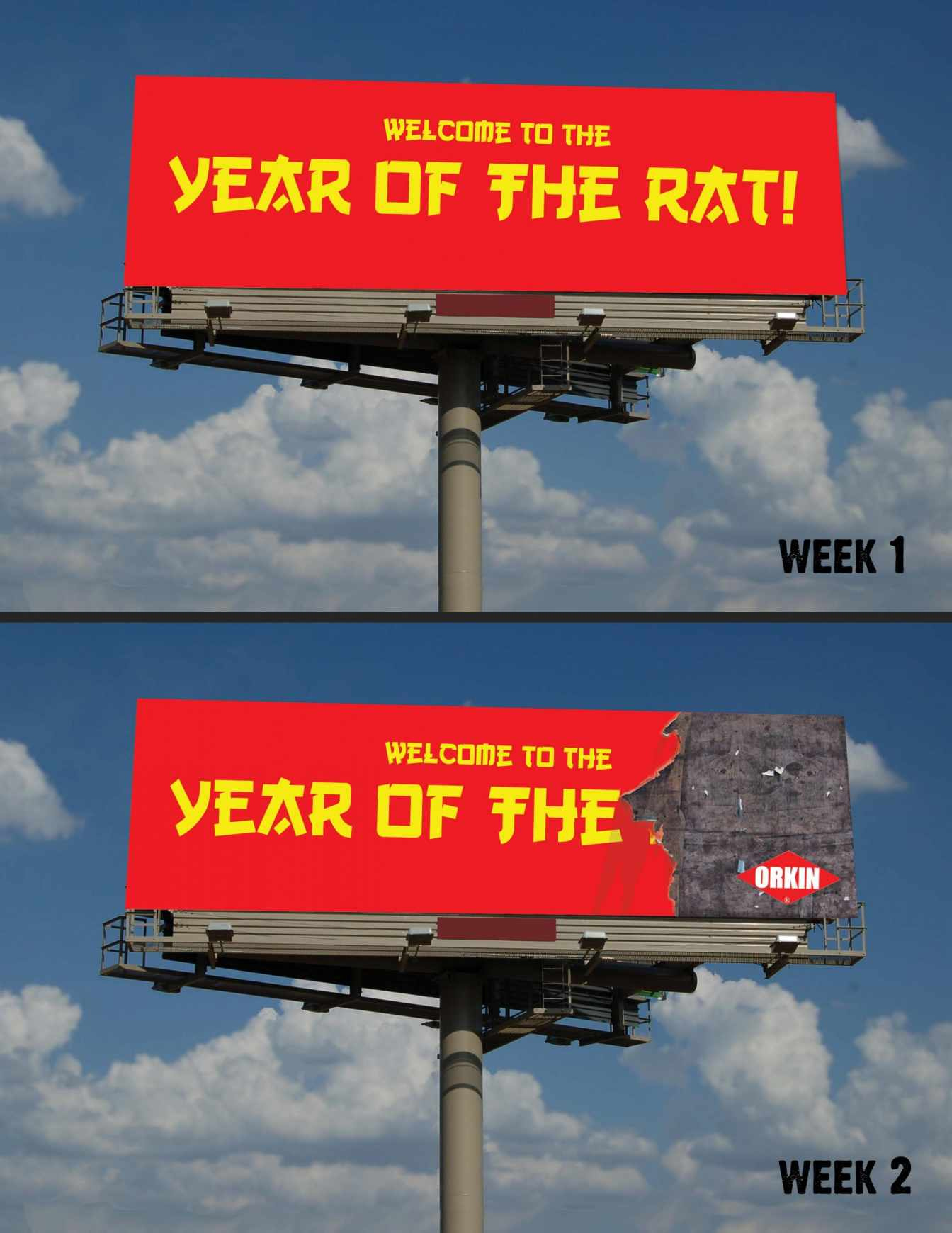 Orkin Billboard