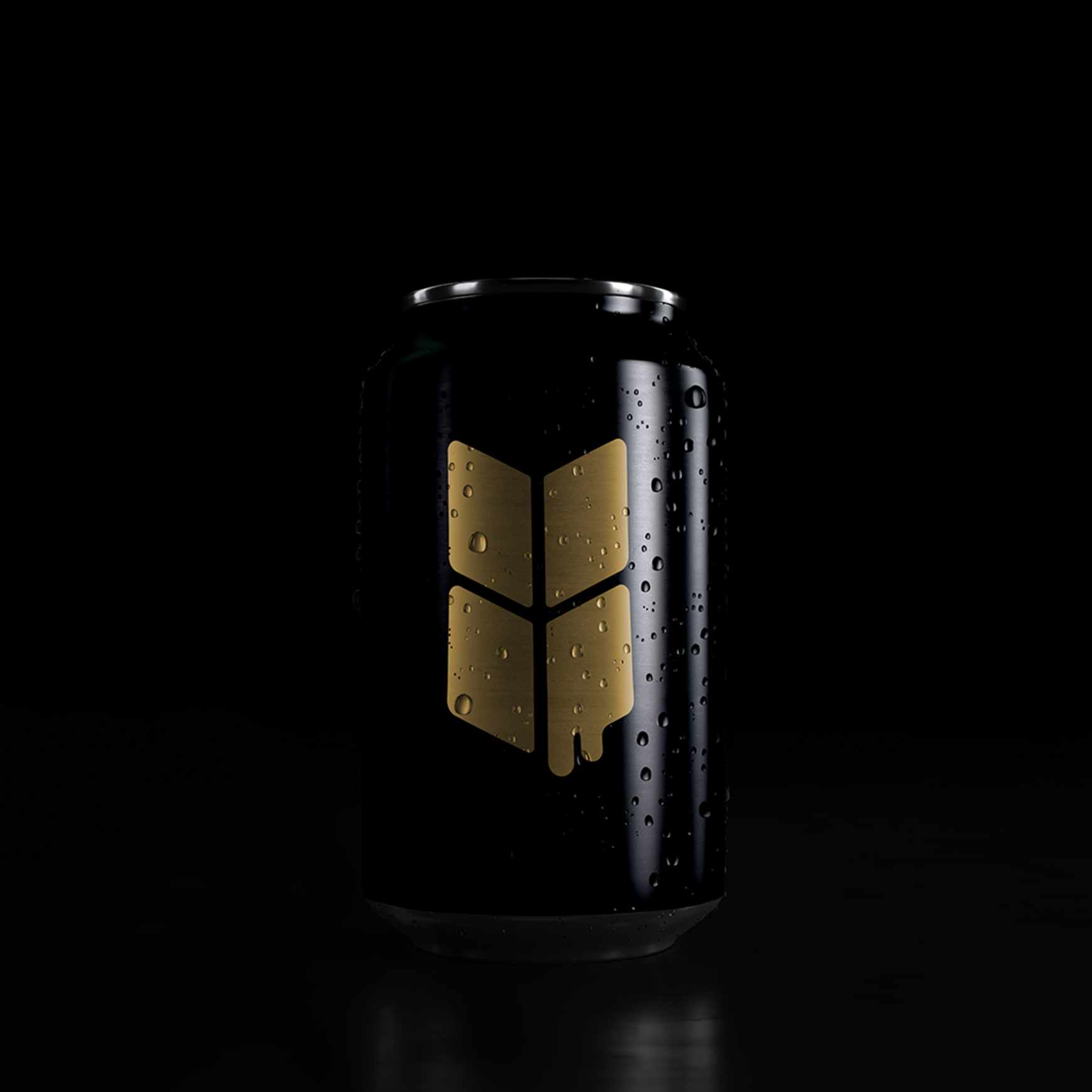 Black Butter Design Ad - Brand Identity