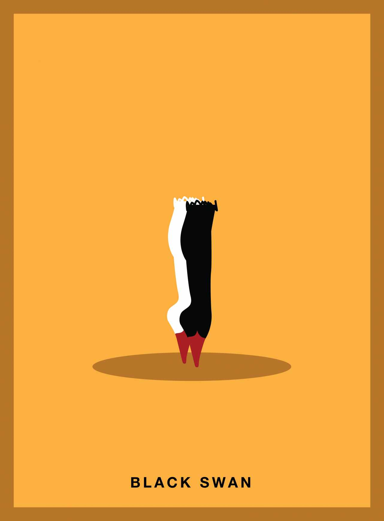 Minimilistic Film Poster