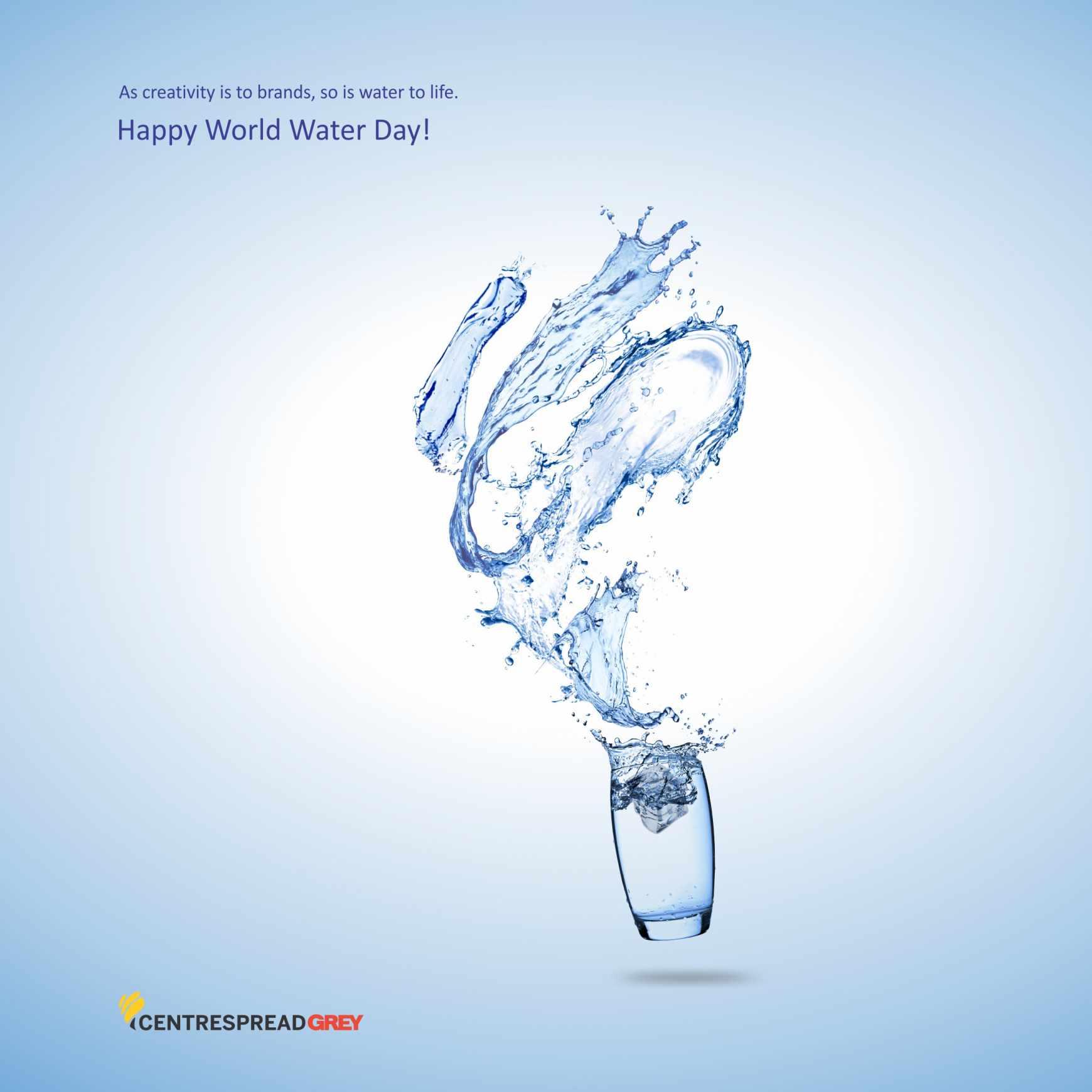 Centrespread Digital Ad - Water Day
