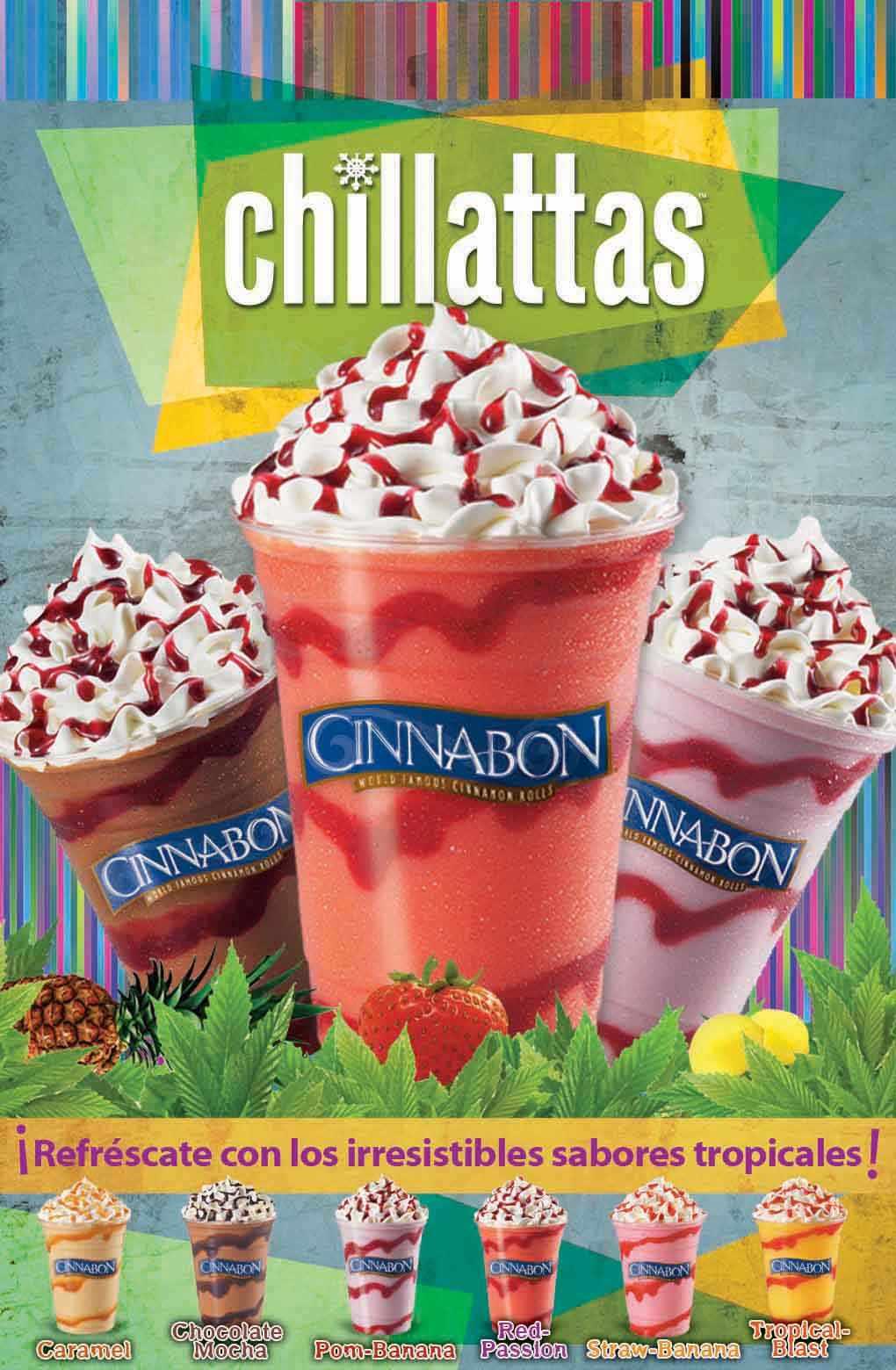 Chillata Cinnabon
