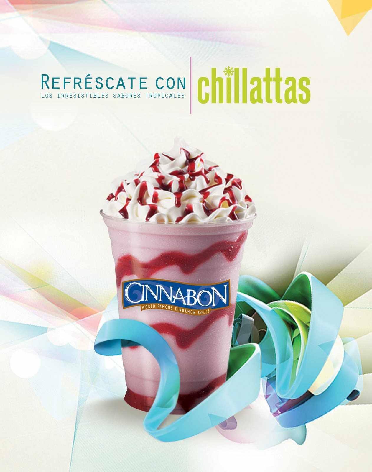 Cinnabon Chillata